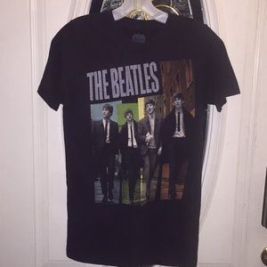 The Beatles Early Years Size Small T-shirt